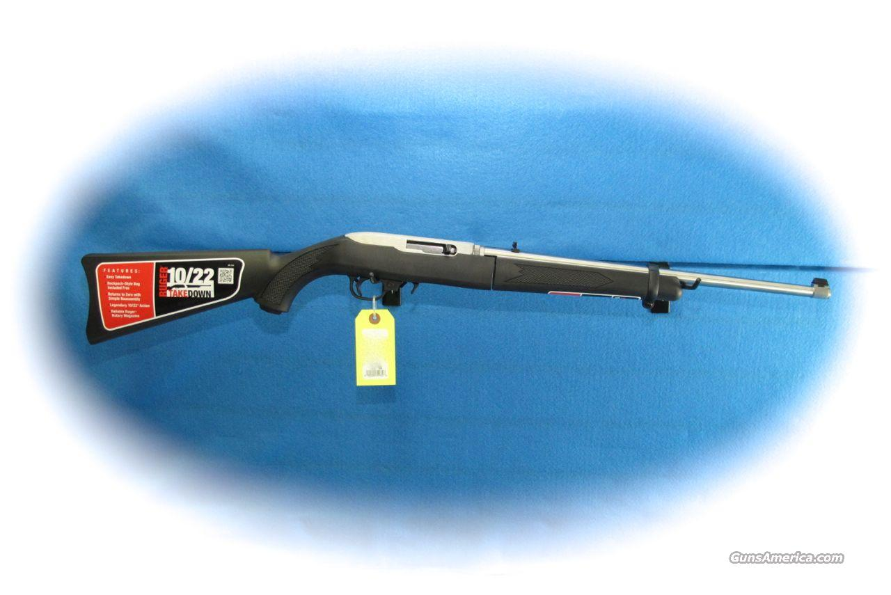 Ruger 10/22 TakeDown Carbine .22LR Cal  SS Model 11100 **New**  Guns > Rifles > Ruger Rifles > 10-22