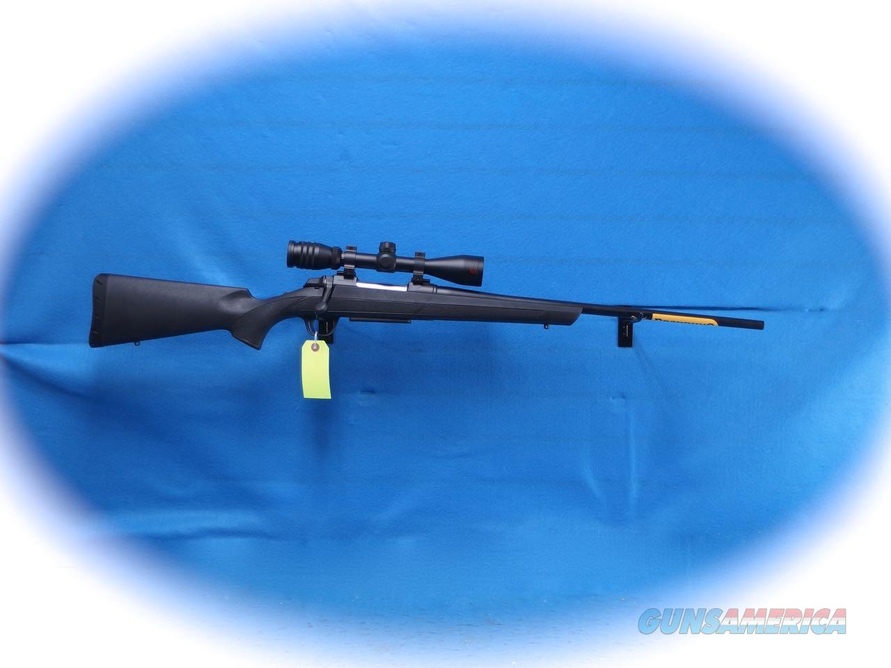 Browning A-Bolt III Rifle/Scope Combo .270 Win Cal **New**  Guns > Rifles > Browning Rifles > Bolt Action > Hunting > Blue