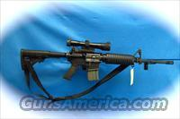 DPMS M4 AR Rifle 5.56/.223 Cal W/ Scope **Used**  DPMS - Panther Arms > Complete Rifle