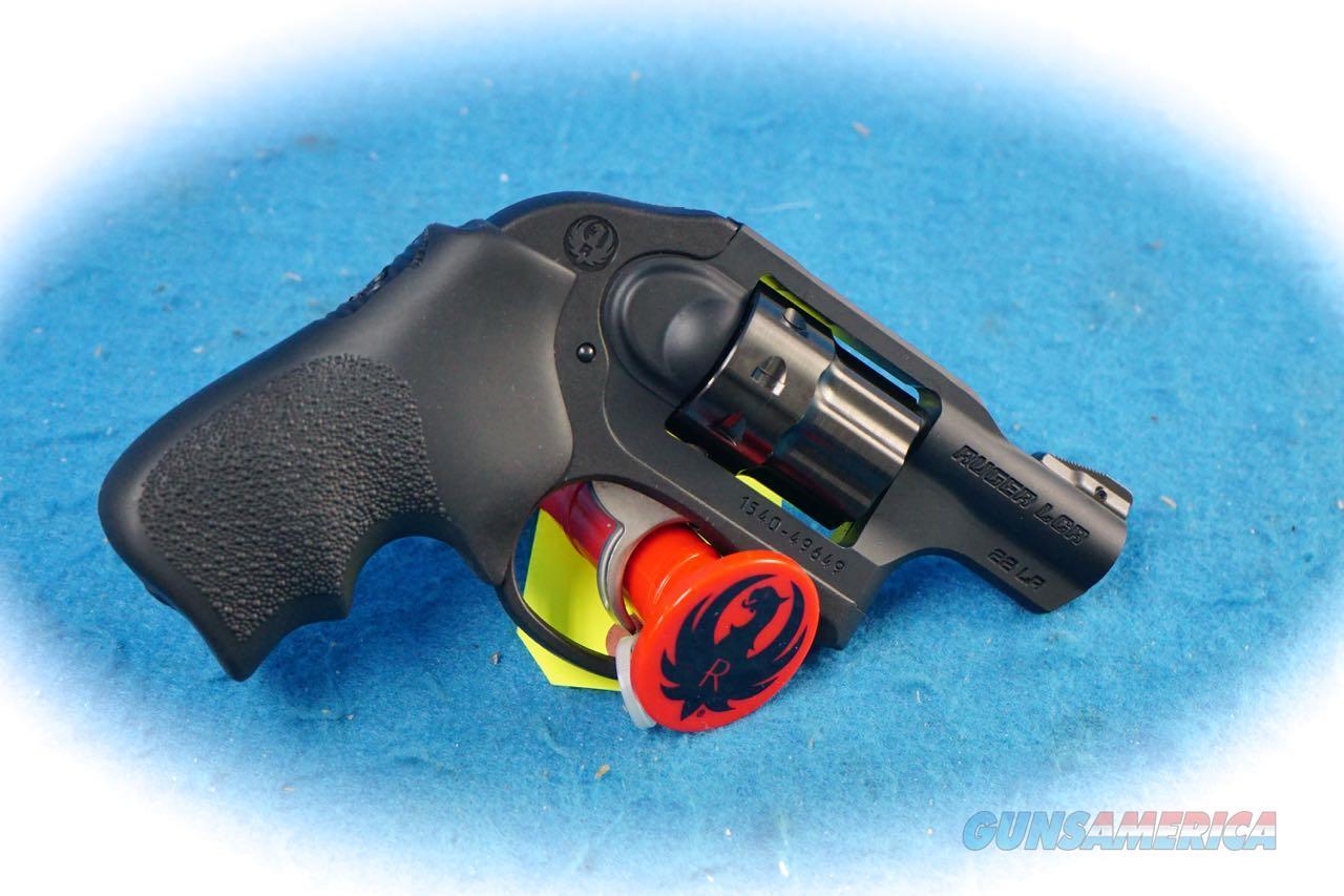 Ruger LCR DA Revolver .22 LR Caliber Model 5410 **New**  Guns > Pistols > Ruger Double Action Revolver > LCR
