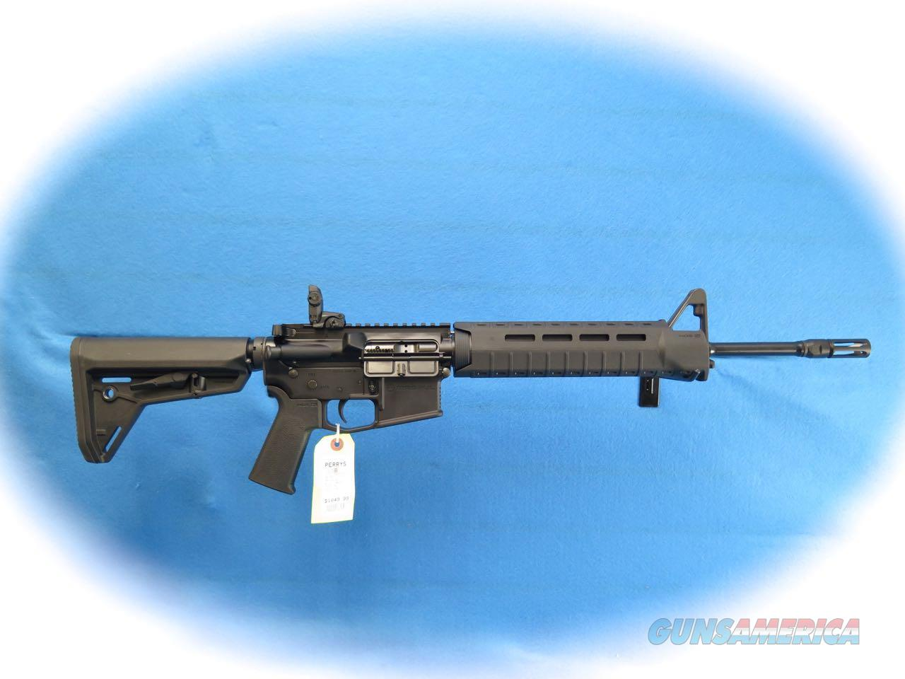 M&P15 MOE SL MID MAGPUL SPEC SERIES 5.56mm Cal SKU 11512 **New**  Guns > Rifles > Smith & Wesson Rifles > M&P