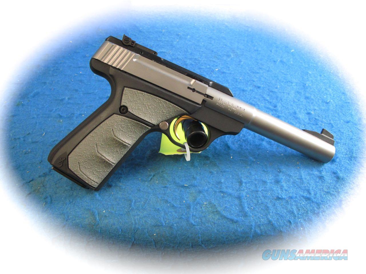 Browning Buck Mark Camper .22 LR Semi Auto Pistol Model 051483490 **New**  Guns > Pistols > Browning Pistols > Buckmark