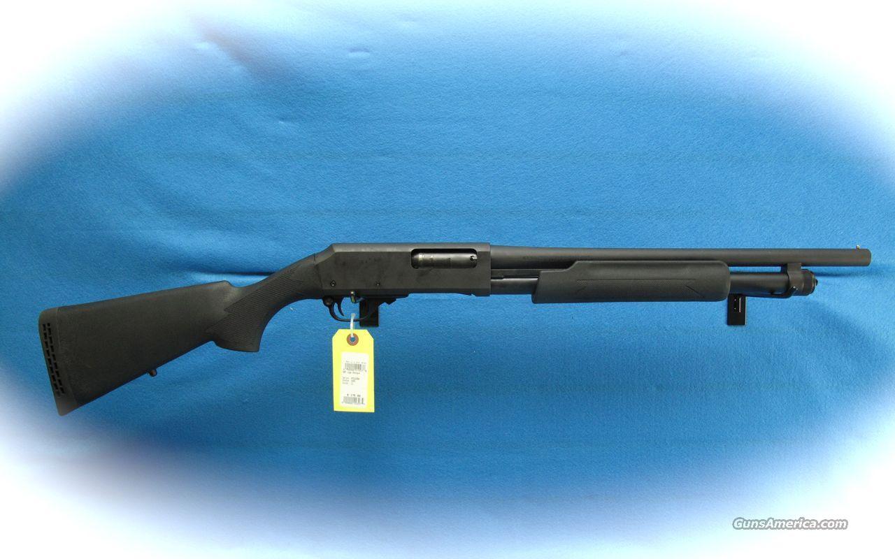 Ga Home Defense Shotgun