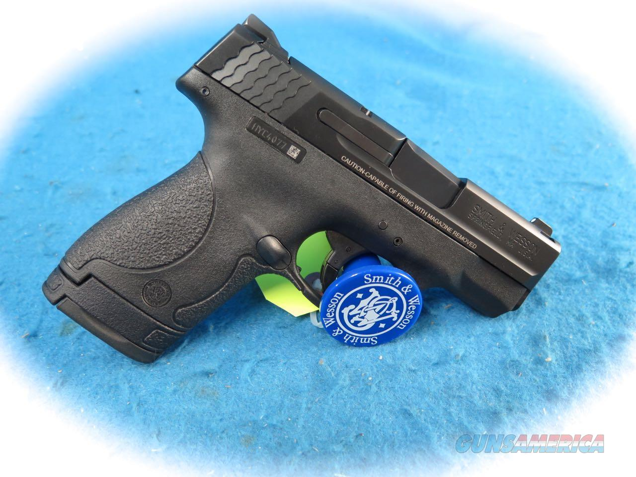 Smith & Wesson Shield 9mm Pistol **Used**  Guns > Pistols > Smith & Wesson Pistols - Autos > Shield