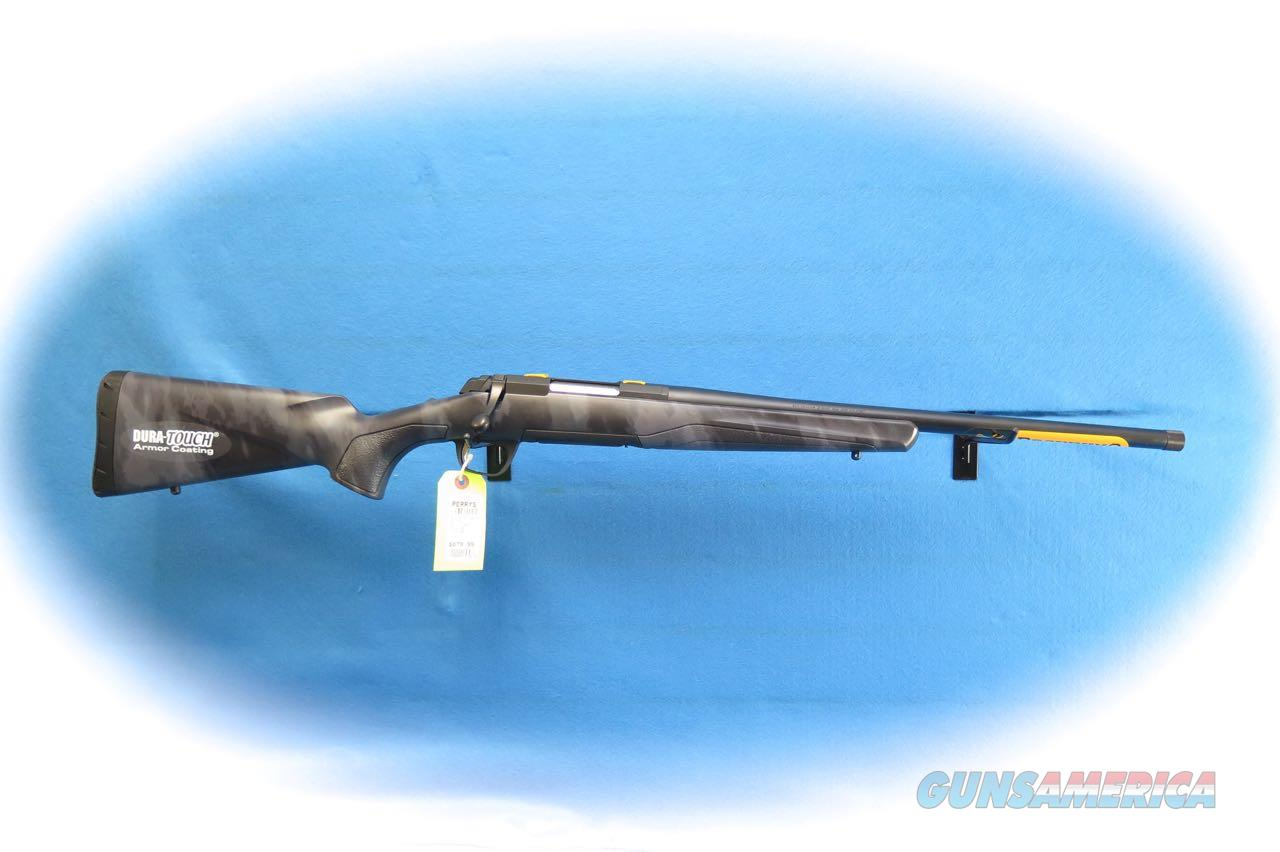 Browning X-Bolt Suppressor Ready A-TACS Bolt Action .308 Win Rifle Model 035394218 **New**  Guns > Rifles > Browning Rifles > Bolt Action > Hunting > Blue