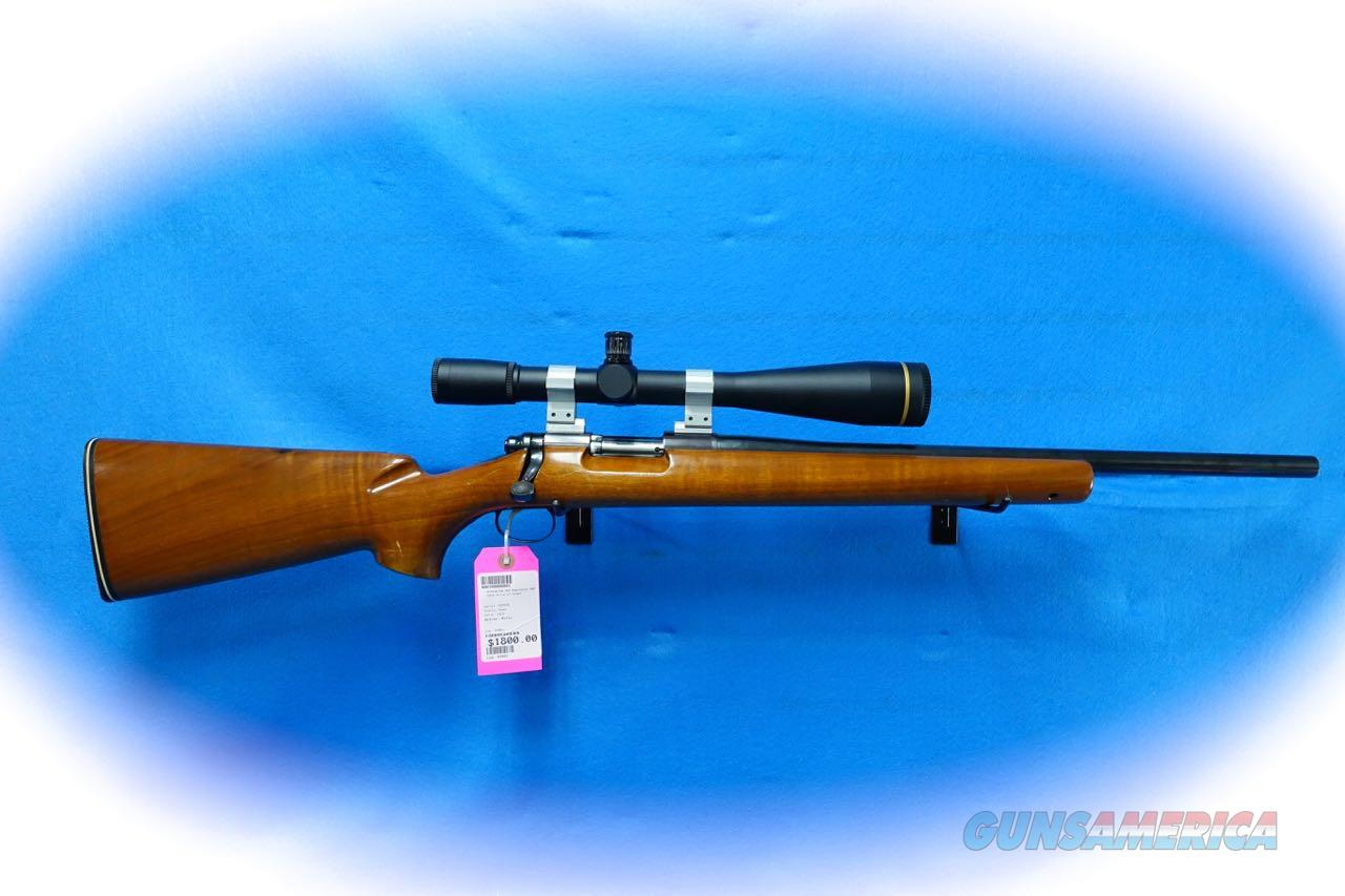 Remington Model 40X Target Rifle .22 LR Cal **Used**  Guns > Rifles > Remington Rifles - Modern > .22 Rimfire Models