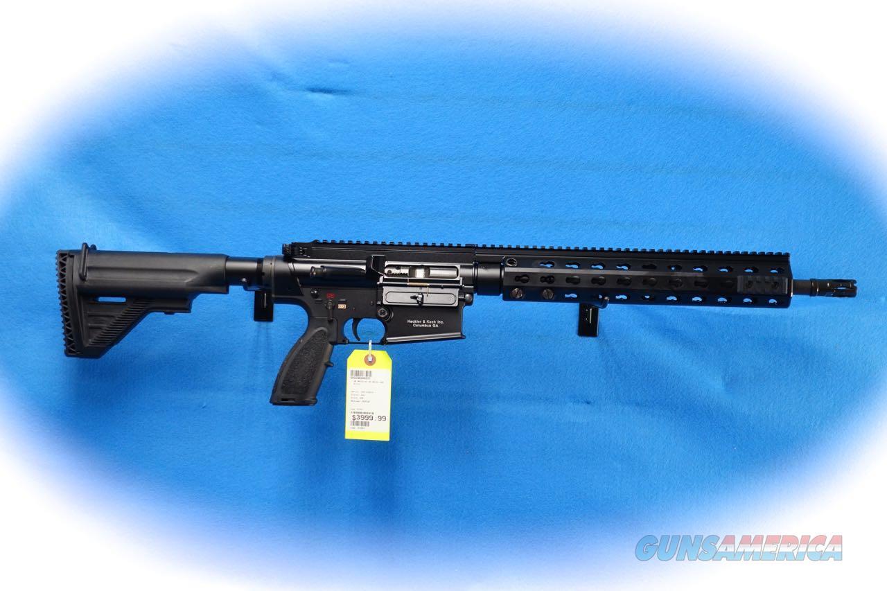 Heckler & Koch MR762A1 Semi Auto 7.62x51 Rifle **New**  Guns > Rifles > Heckler & Koch Rifles > Sporting/Hunting