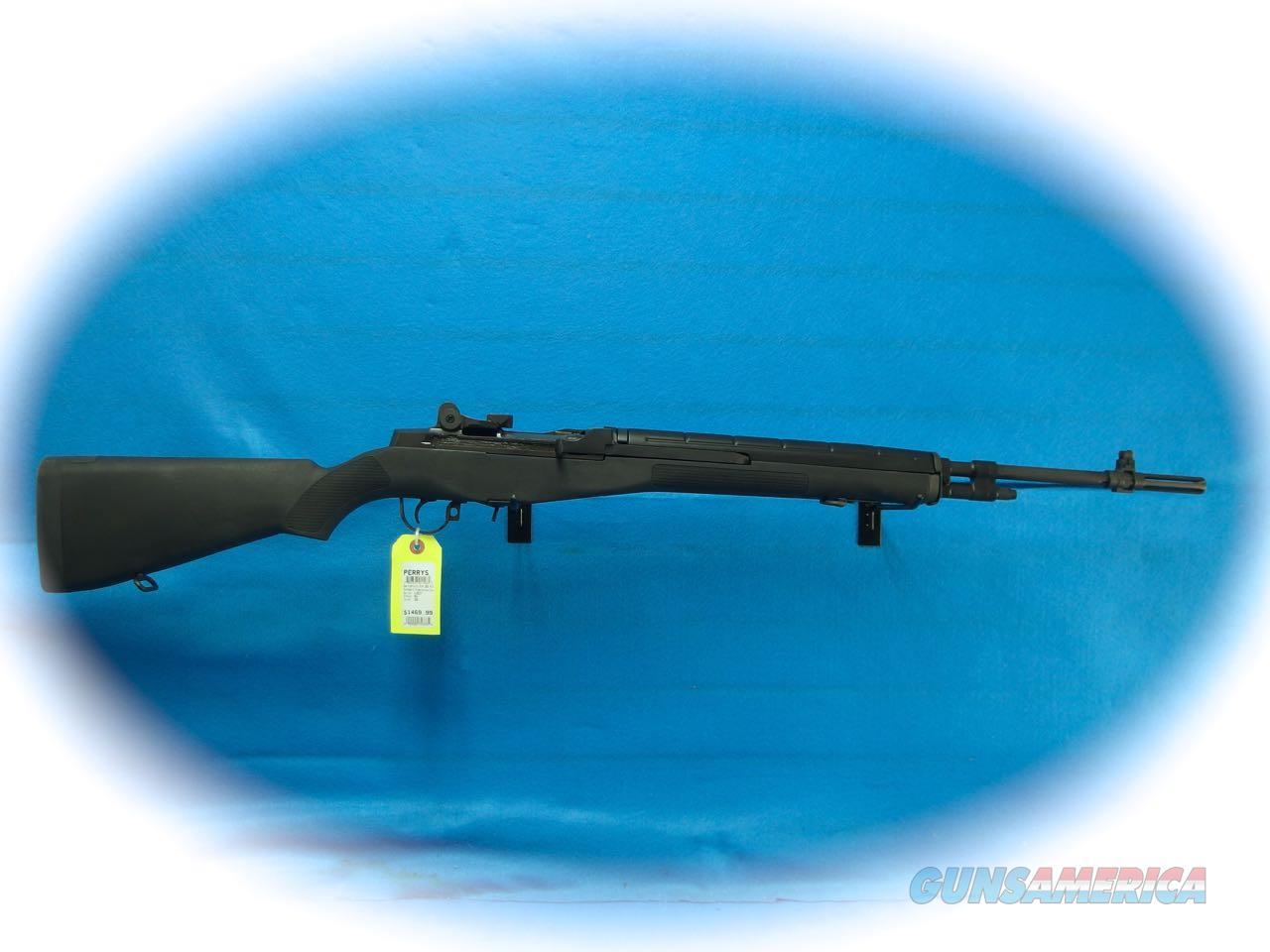 Springfield Armory M1A Standard Semi Auto Rifle 7.62MM Cal **New**  Guns > Rifles > Springfield Armory Rifles > M1A/M14