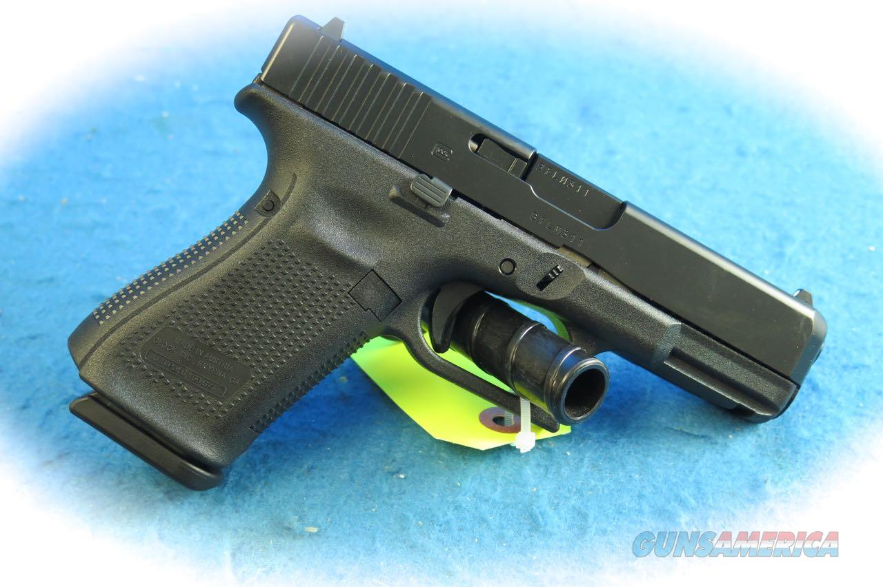 Glock Model 19 Gen5 Semi Auto 9mm Pistol **New**  Guns > Pistols > Glock Pistols > 19