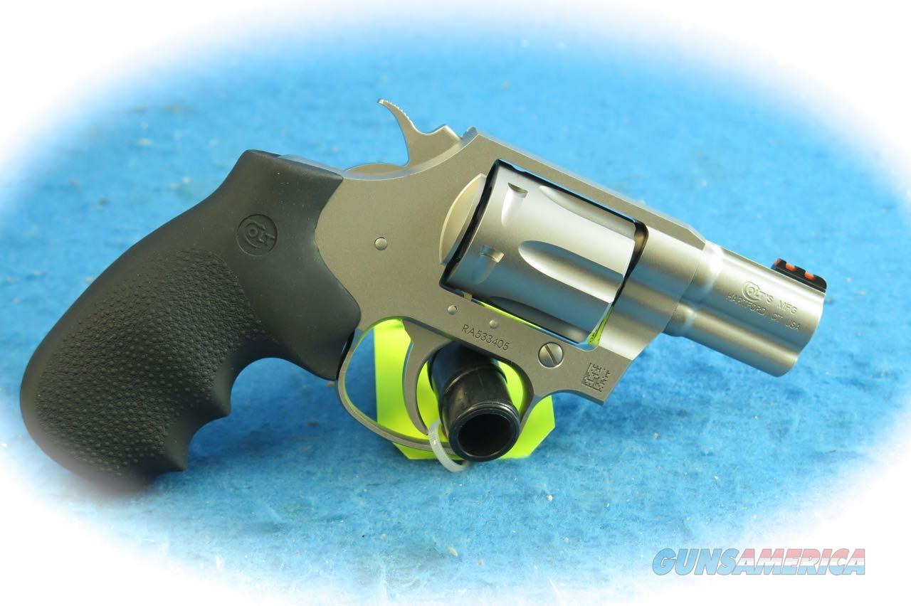 "Colt Cobra .38 Special +P ""New Model"" SS Revolver Model COBRA-SM2FO **New**  Guns > Pistols > Colt Double Action Revolvers- Modern"