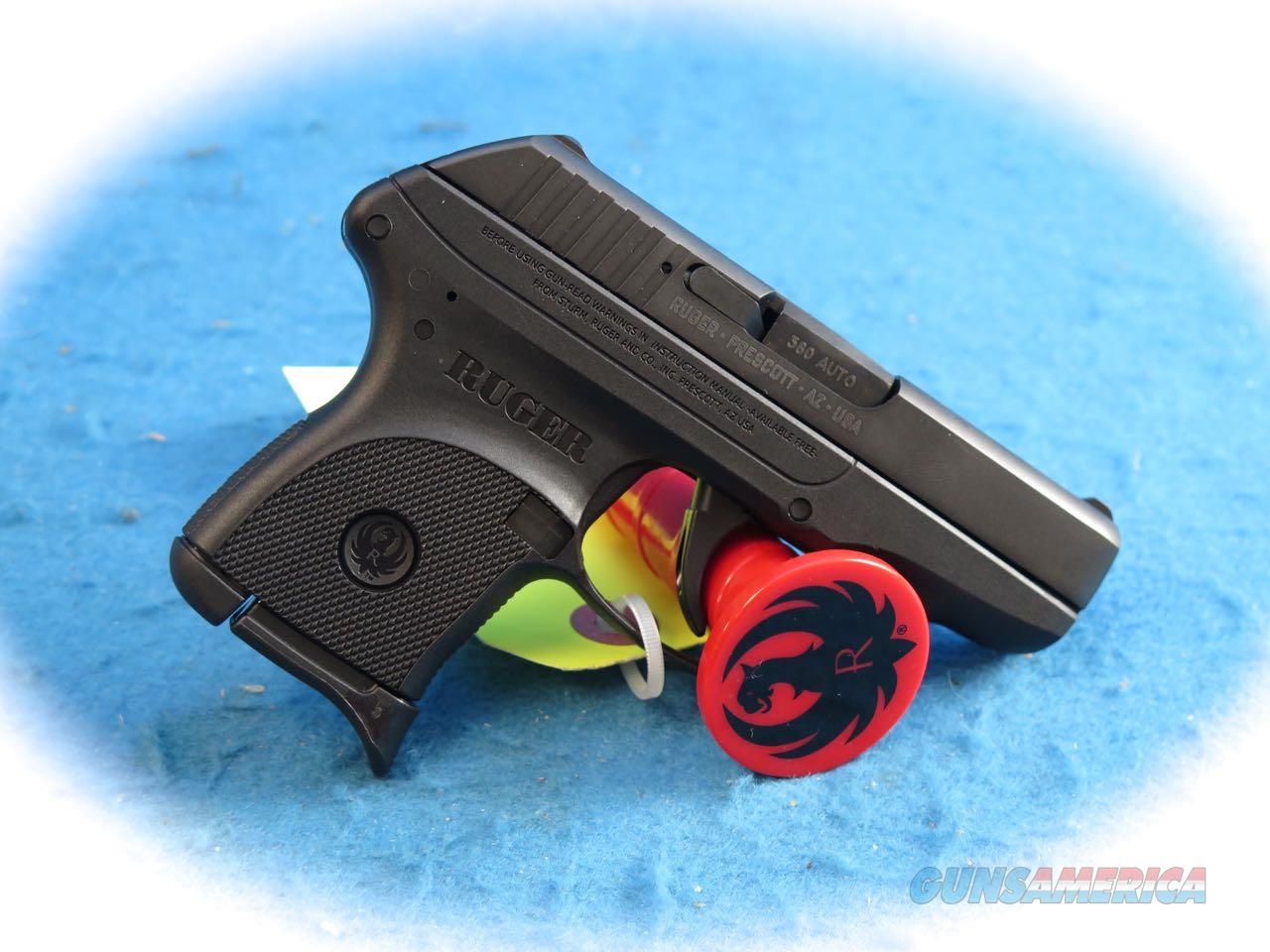 Ruger LCP  .380 ACP Semi Auto Pistol Model 3701 **New** On Sale  Guns > Pistols > Ruger Semi-Auto Pistols > LCP
