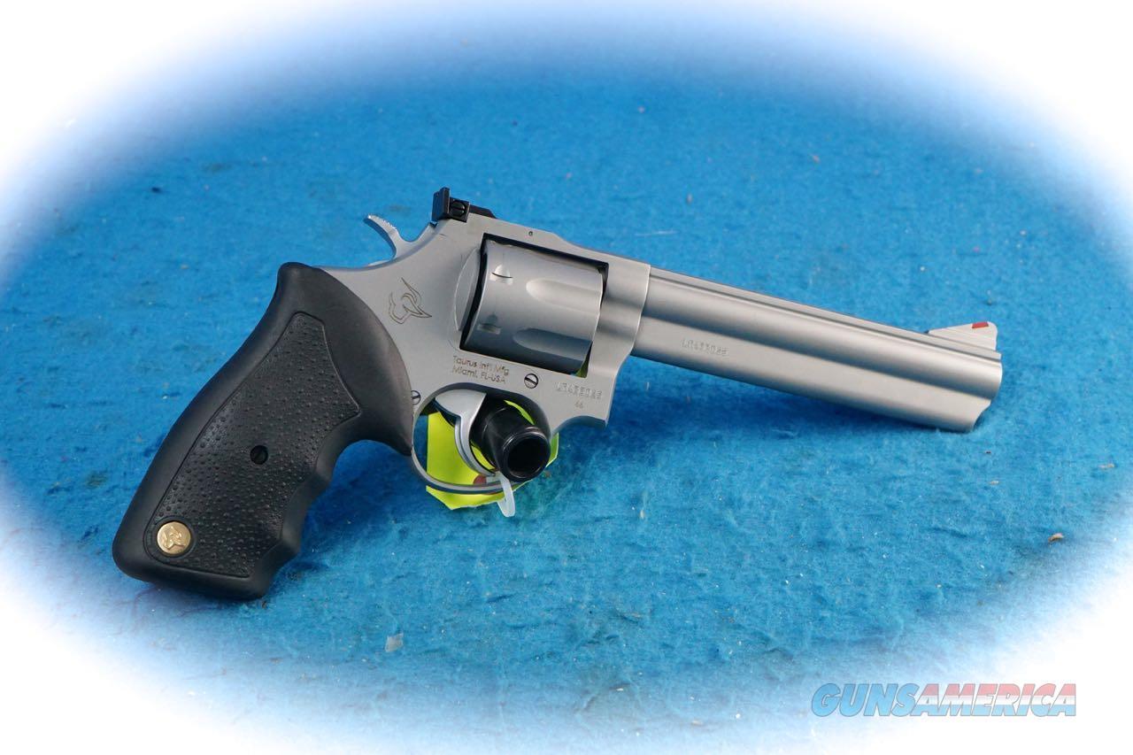 "Taurus Model 66 .357 Mag SS 6"" BBL **New**  Guns > Pistols > Taurus Pistols > Revolvers"