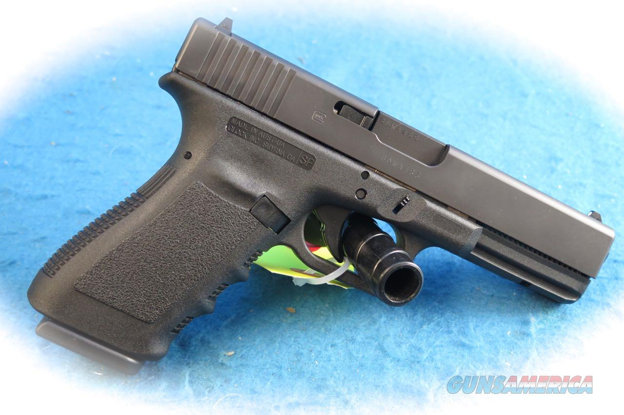 Glock Model 20SF 10MM Semi Auto Pistol **New**  Guns > Pistols > Glock Pistols > 20/21