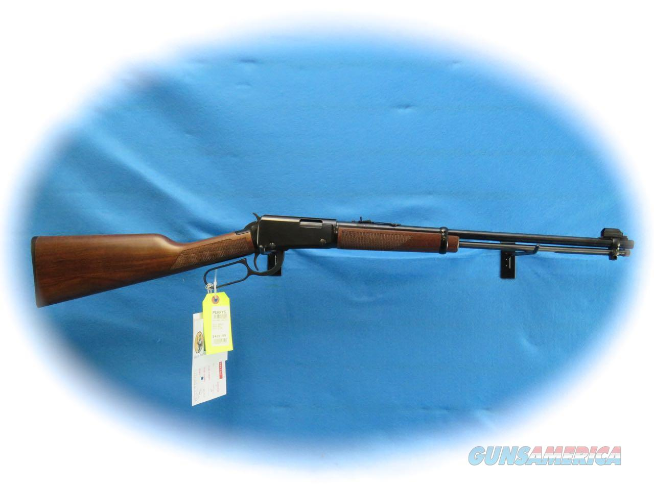 Henry Repeating Arms Model H001M .22 Magnum Lever Action Rifle **As New**  Guns > Rifles > Henry Rifle Company