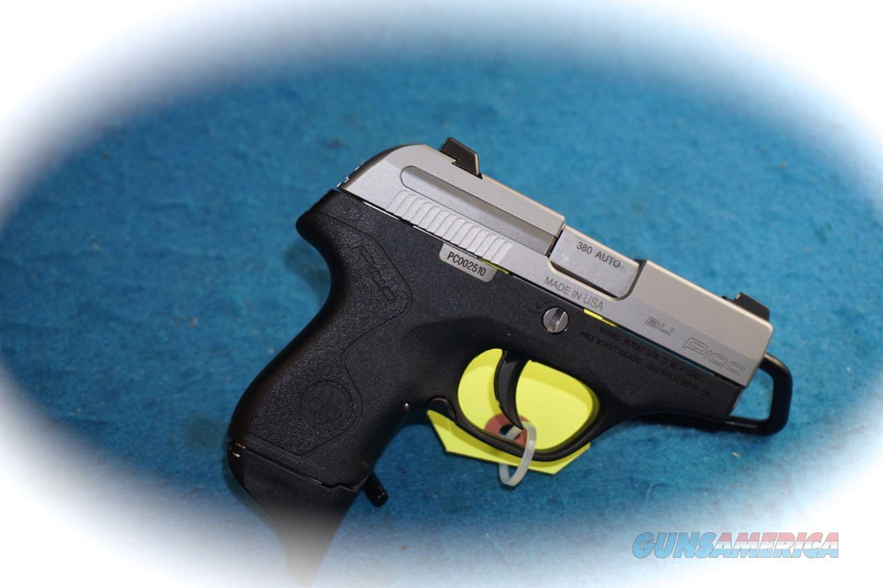 Beretta Pico .380 ACP Pistol **New**  Guns > Pistols > Beretta Pistols > Polymer Frame