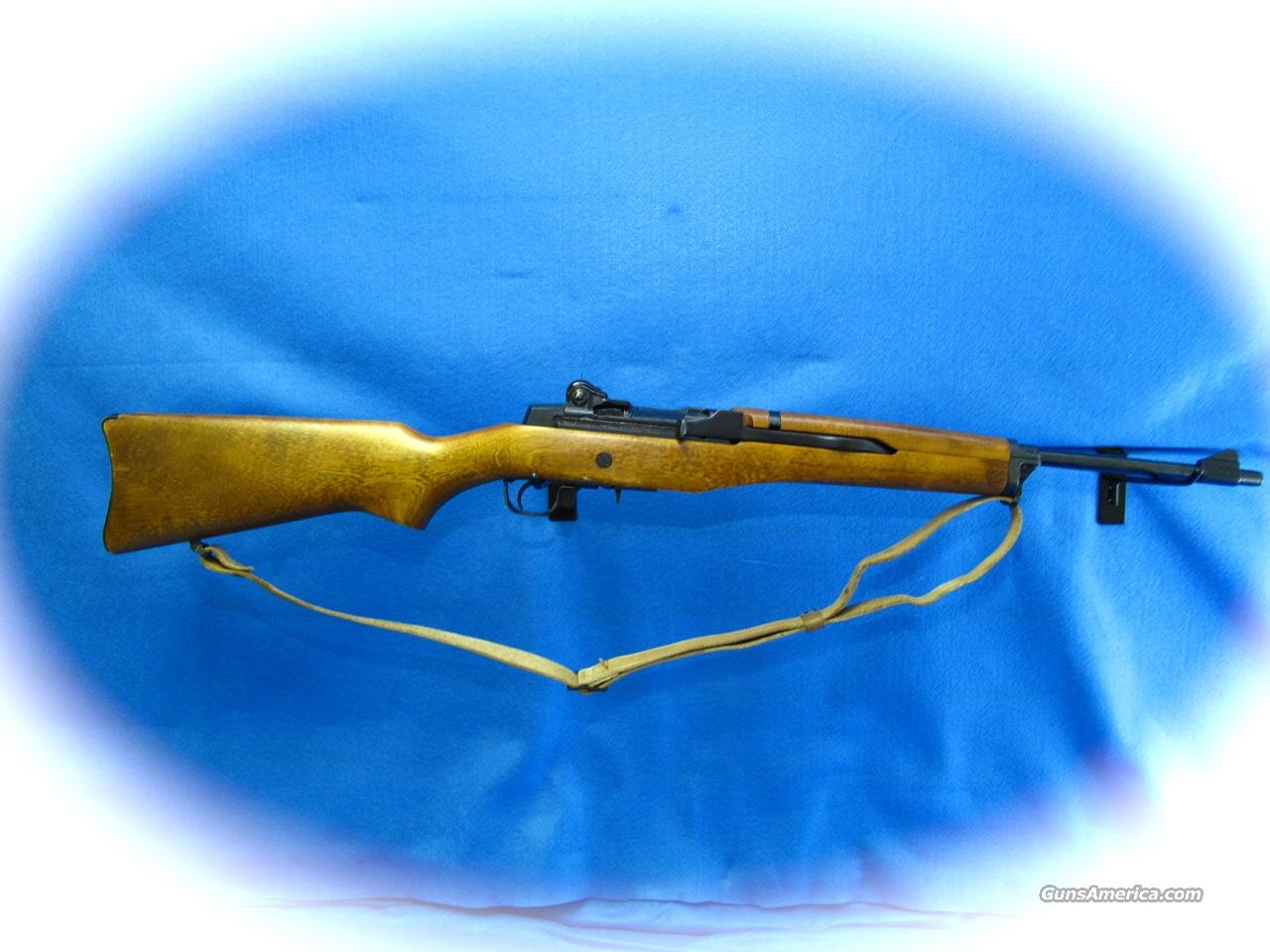 Ruger Mini 14 .223 **1977 Vintage** USED  Guns > Rifles > Ruger Rifles > Mini-14 Type