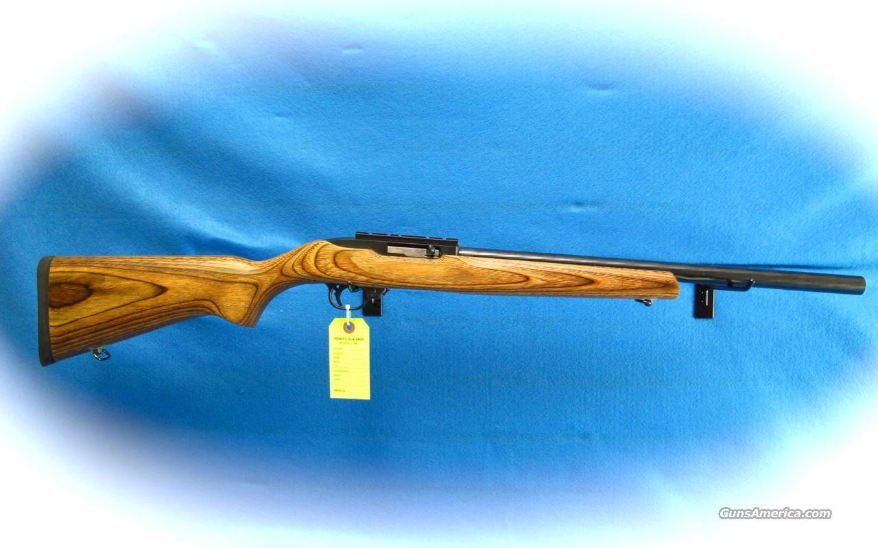 Ruger 10/22 Rifle Laminated w/ Hammer Forged Bull Barrel **Used**  Guns > Rifles > Ruger Rifles > 10-22
