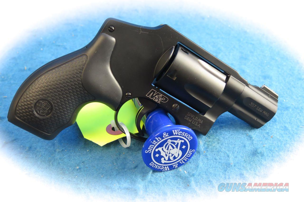 Smith & Wesson Model M&P340 Revolver .357 Mag Cal SKU 163072 **New**  Guns > Pistols > Smith & Wesson Revolvers > Small Frame ( J )