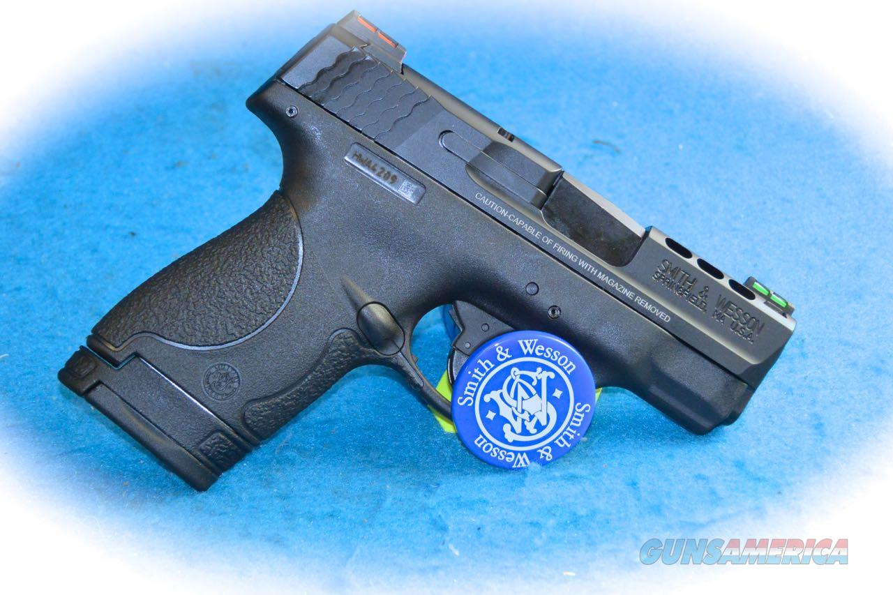 Smith wesson m p shield 9mm ported bbl performance ct for M p ported shield 9mm