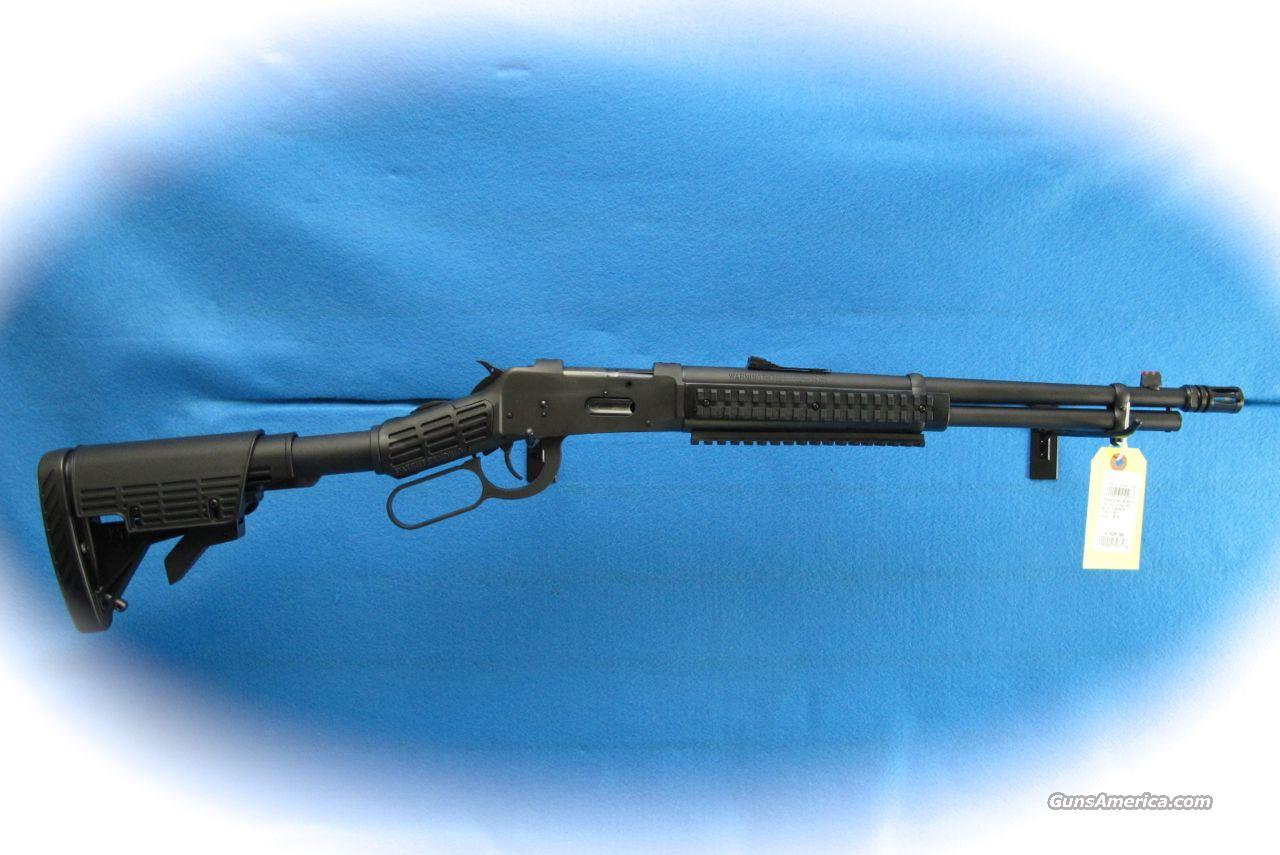 Mossberg 464 Tactical 30-30 Lever Rifle **New**  Guns > Rifles > Mossberg Rifles > Lever Action