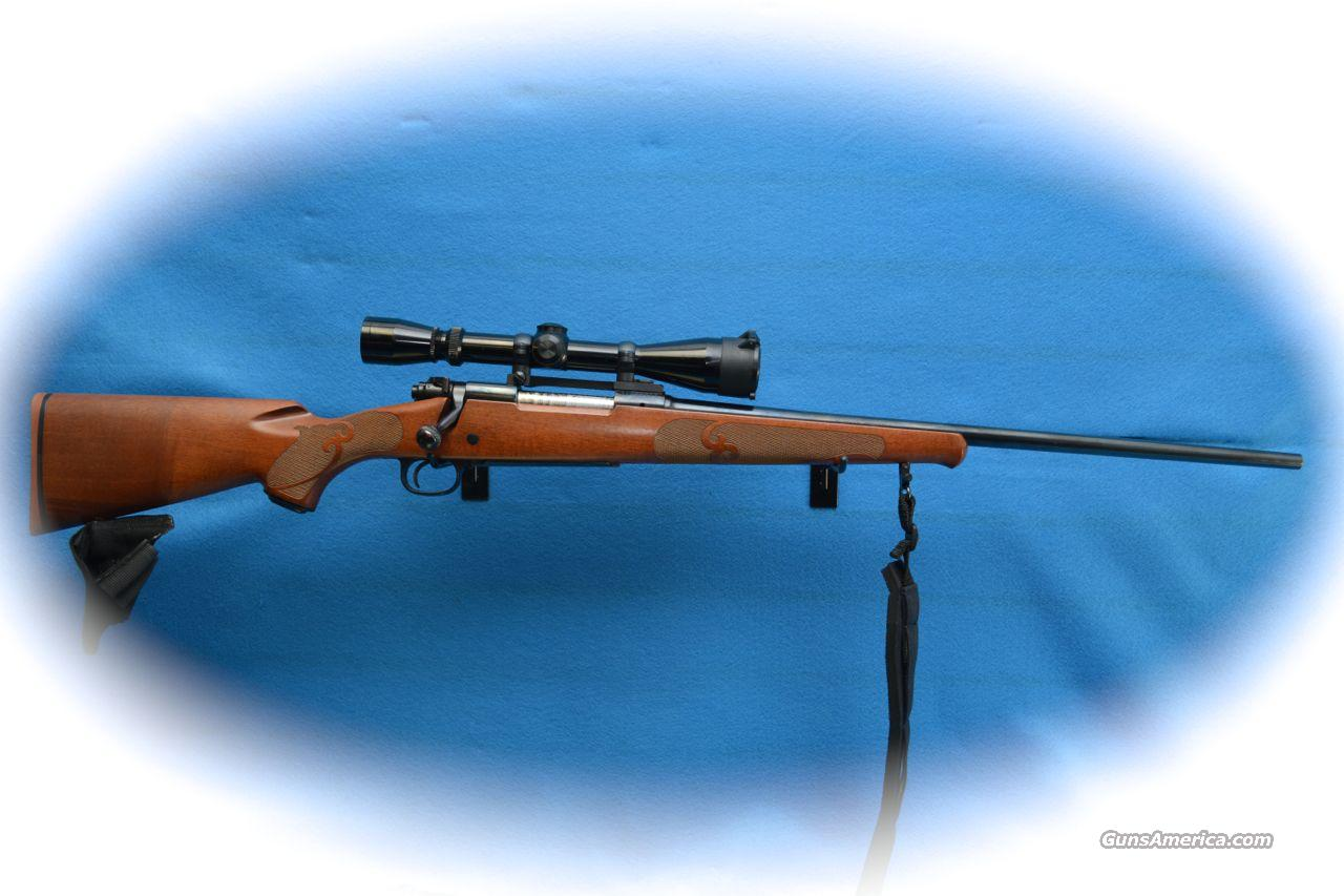 Winchester Model 70 .270 Rem Cal w/Scope **Used**  Guns > Rifles > Winchester Rifles - Modern Bolt/Auto/Single > Model 70 > Post-64