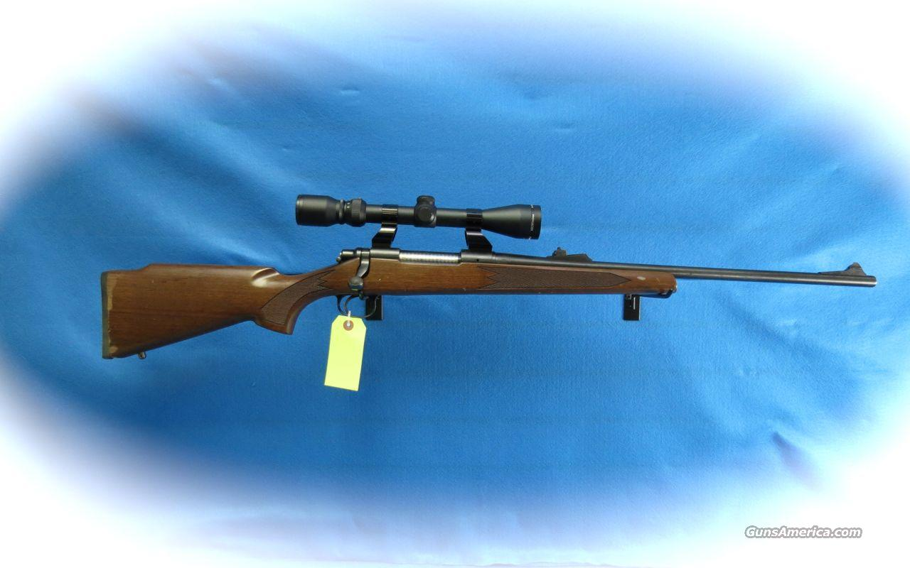 Remington Model 700 Bolt Action Rifle .30-06 caliber w/Scope **Used**  Guns > Rifles > Remington Rifles - Modern > Model 700 > Sporting