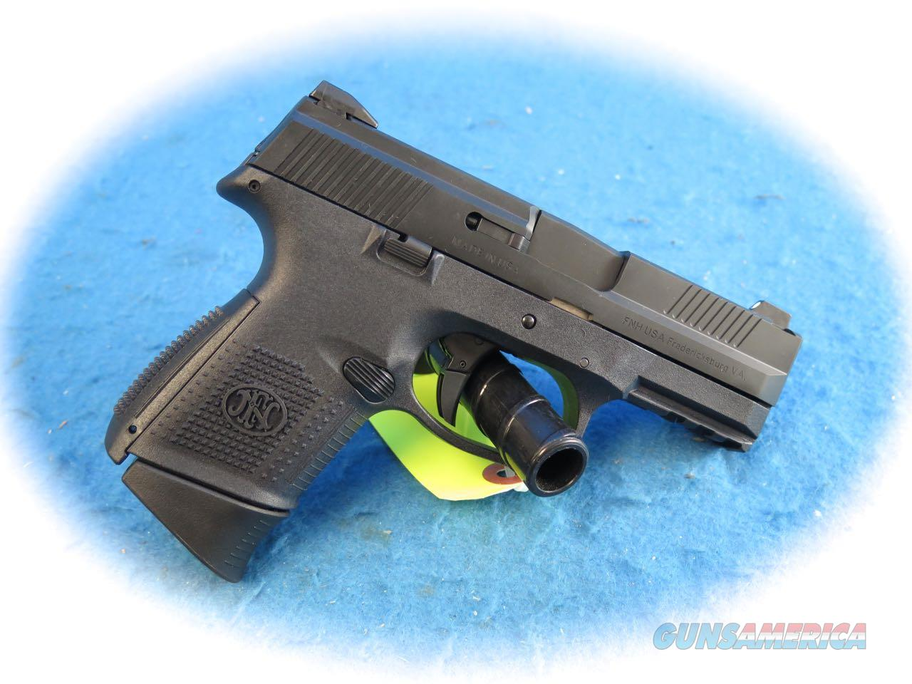 FNH Model FNS Compact 9mm Pistol W/3 Mags **New**  Guns > Pistols > FNH - Fabrique Nationale (FN) Pistols > FNS