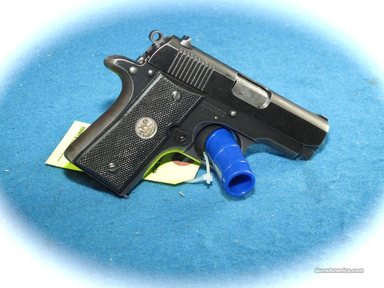 Colt Mustang .380 Cal . Blue **USED**  Guns > Pistols > Colt Automatic Pistols (.25, .32, & .380 cal)