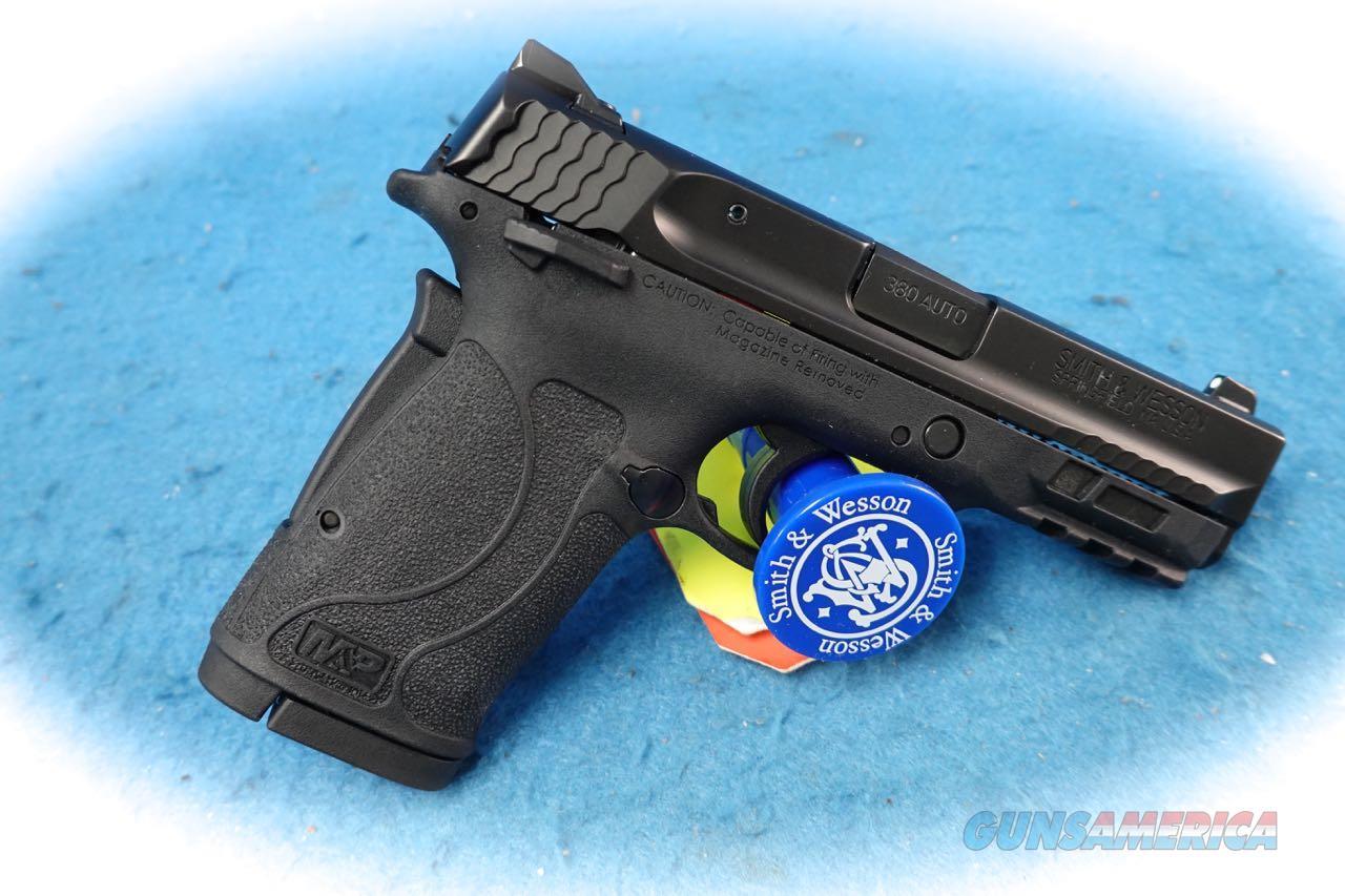 Smith & Wesson M&P 380 Shield EZ W/TS **New** ON Sale  Guns > Pistols > Smith & Wesson Pistols - Autos > Shield
