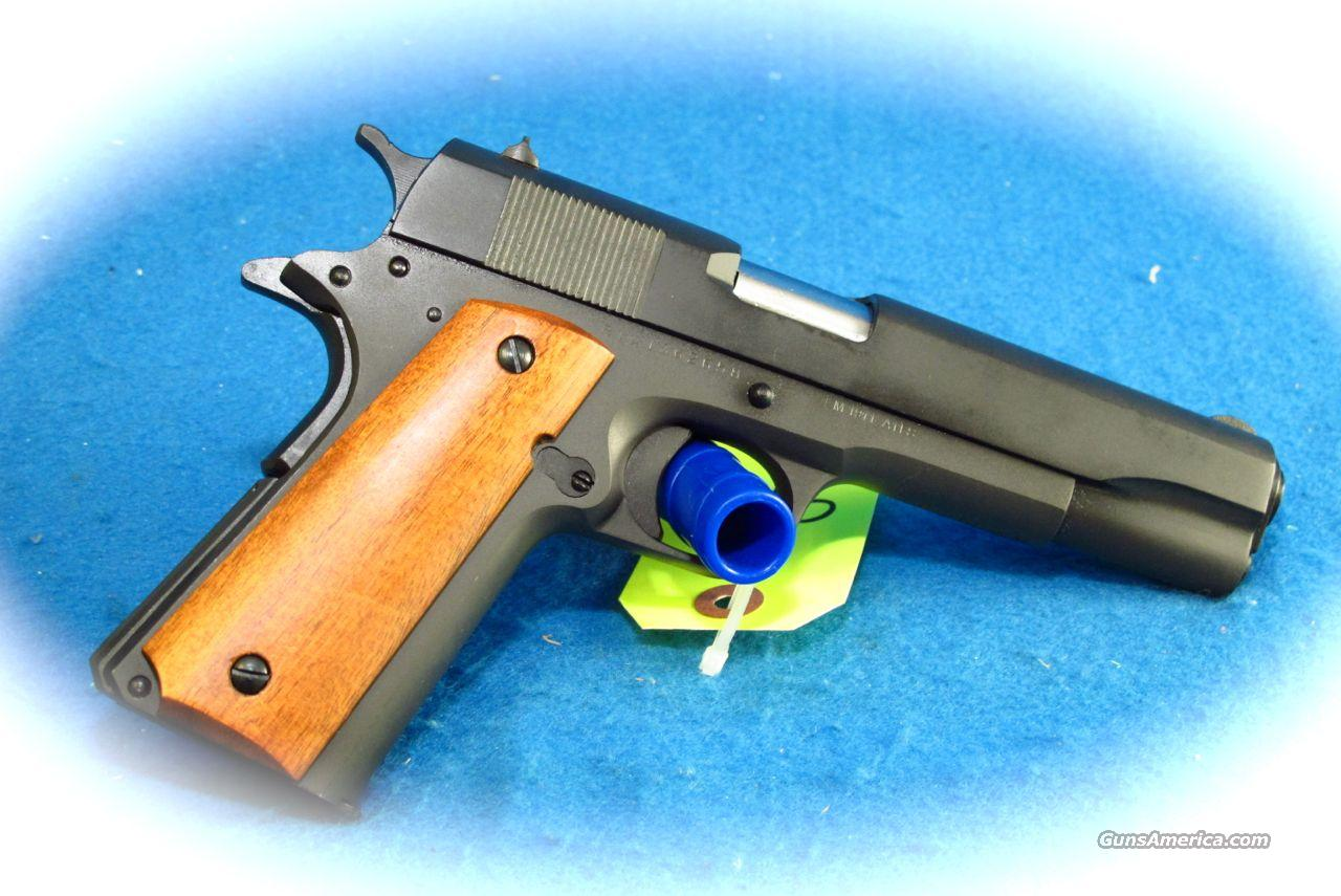 Rock Island Armory 1911 Standard GI 9mm  ACP Pistol **New**  Guns > Pistols > 1911 Pistol Copies (non-Colt)