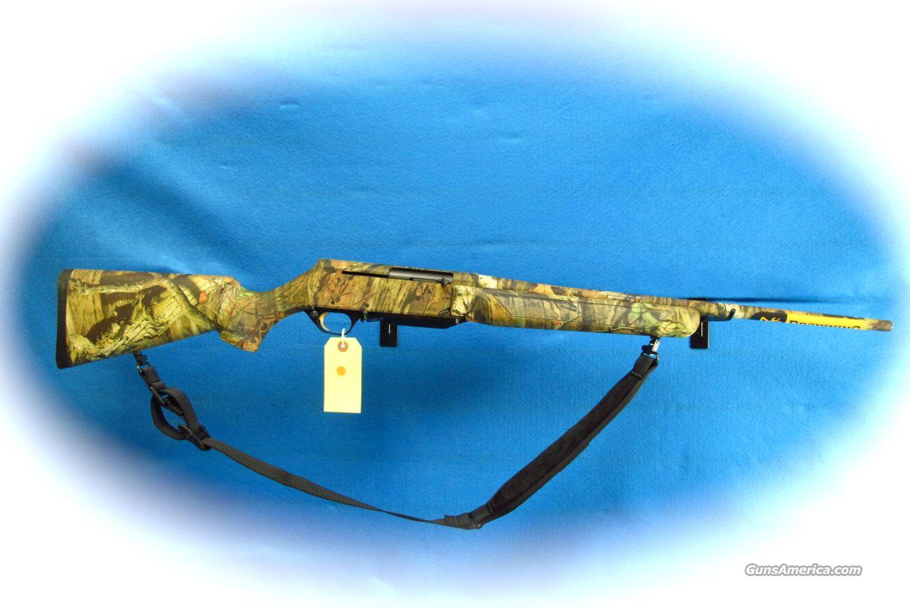 Browning BAR Mark II .270 Win Mossy Oak Infinity Camo **As New**  Guns > Rifles > Browning Rifles > Semi Auto > Hunting