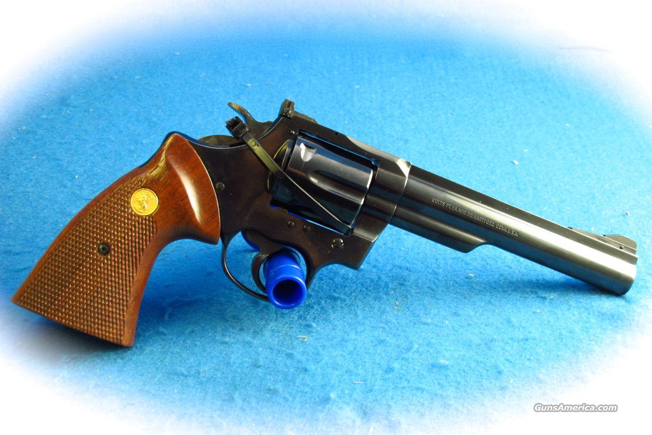 Colt Trooper MKIII .357 Mag Revolver **Used**  Guns > Pistols > Colt Double Action Revolvers- Modern