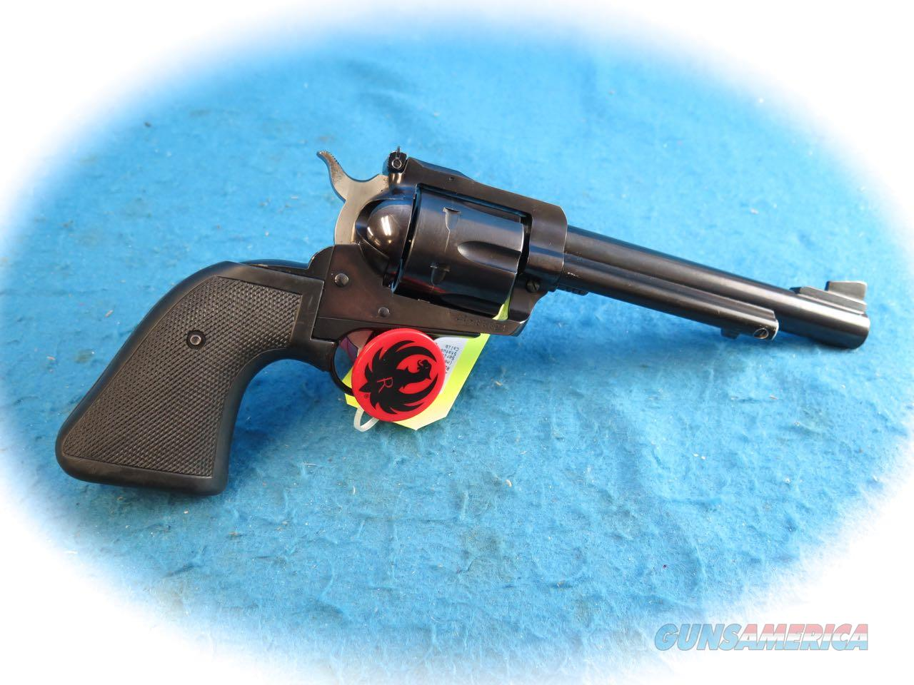 Ruger New Model Blackhawk .41 Magnum Caliber **Used**  Guns > Pistols > Ruger Single Action Revolvers > Blackhawk Type