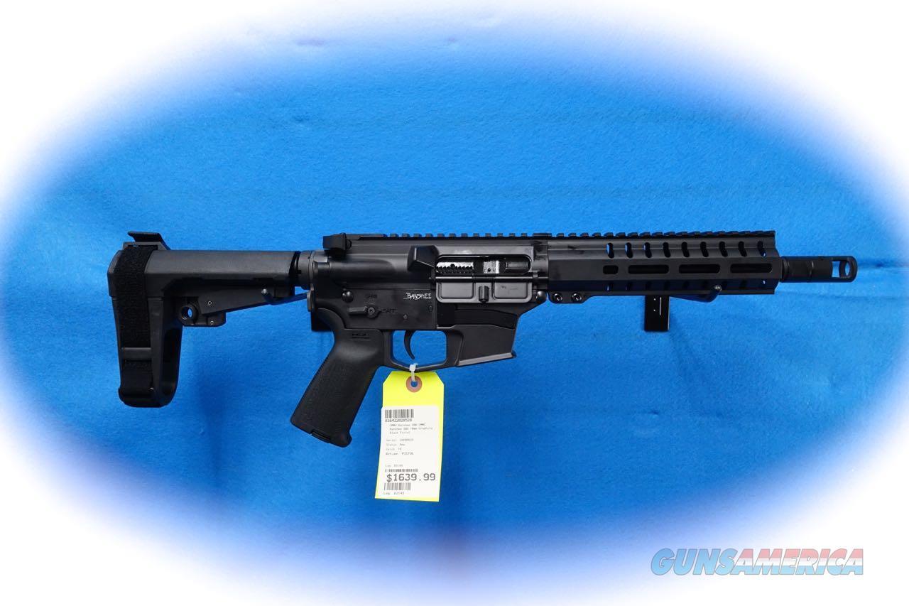 CMMG Banshee 300 10MM Pistol Graphite Black **New**  Guns > Pistols > CMMG > CMMG Pistols
