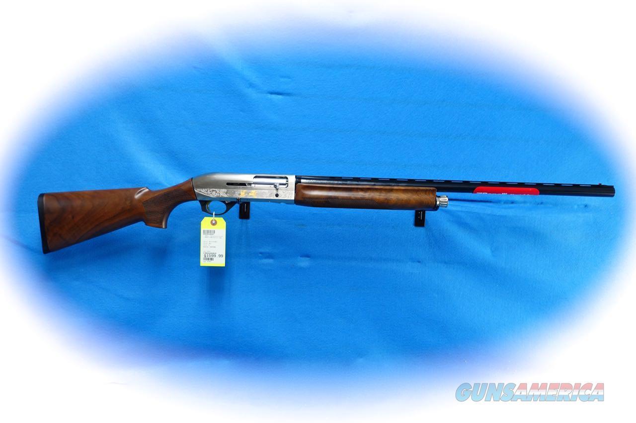 Benelli Montefeltro Silver 12 Ga. Semi Auto Shotgun Model 10850 **New**  Guns > Shotguns > Benelli Shotguns > Sporting