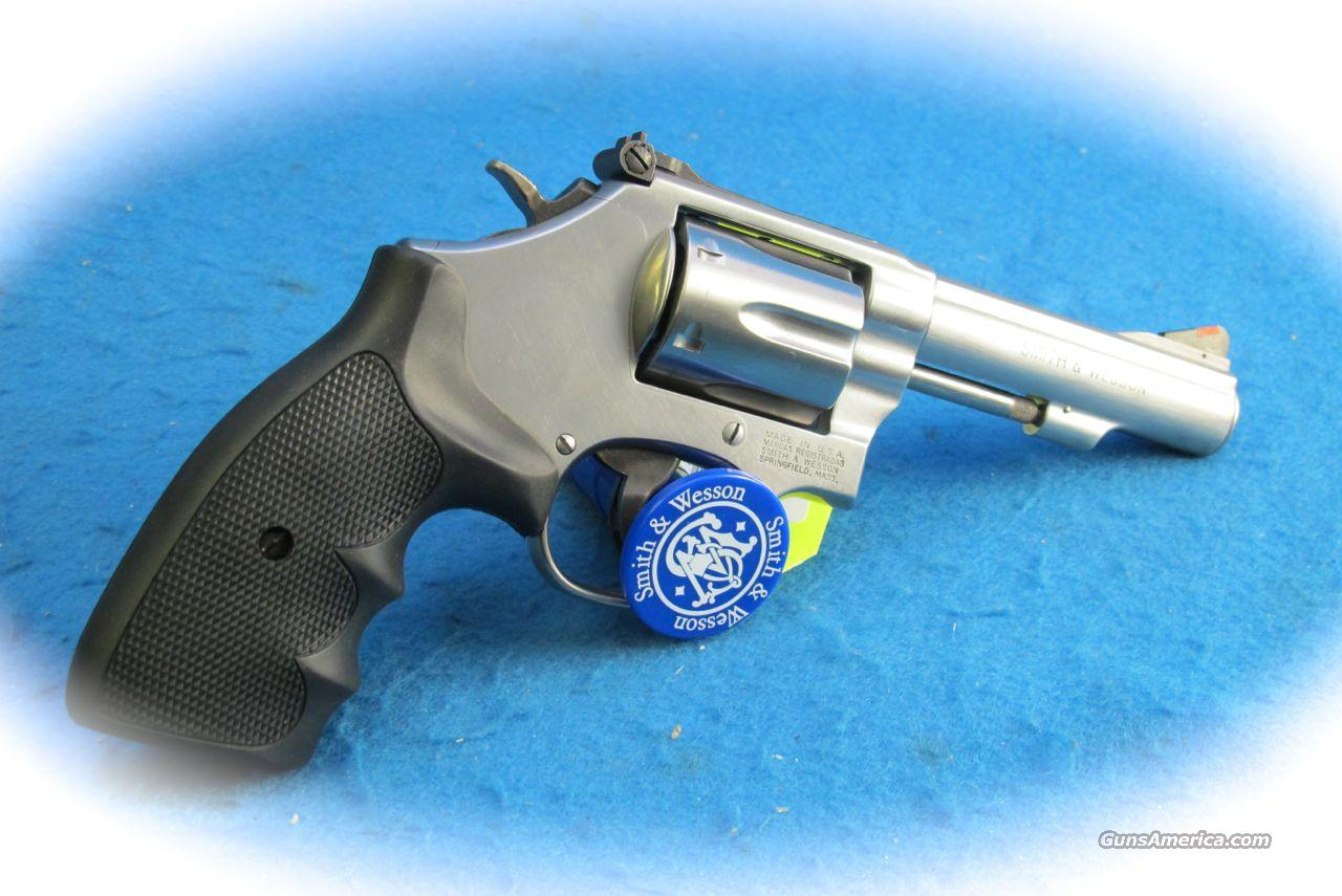 Smith & Wesson Model 67-6 .38 Spl SS Revolver **Used**  Guns > Pistols > Smith & Wesson Revolvers > Full Frame Revolver