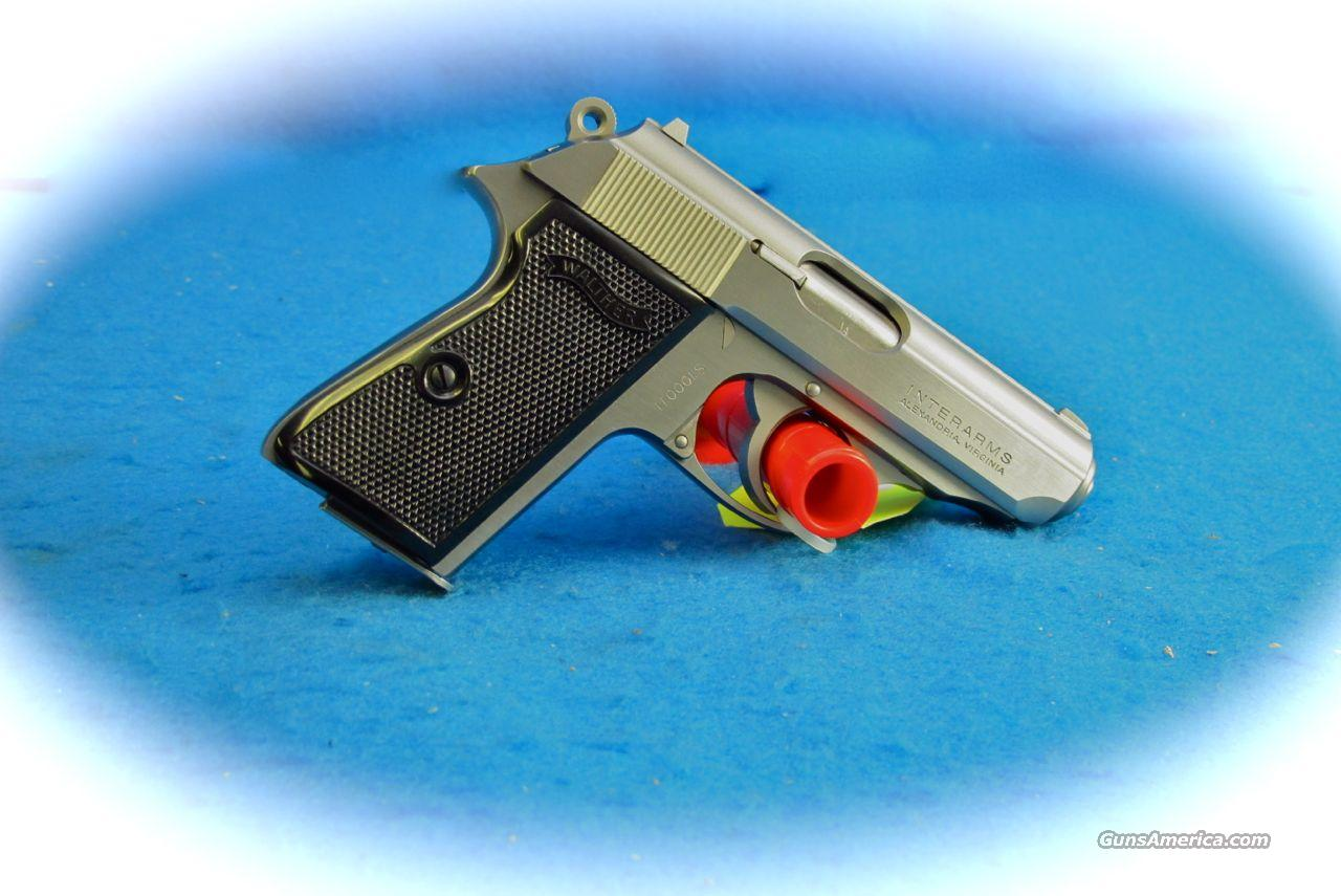 Walther PPK/s Interarms SS .380 ACP Pistol **Used**  Guns > Pistols > Walther Pistols > Post WWII > PPK Series