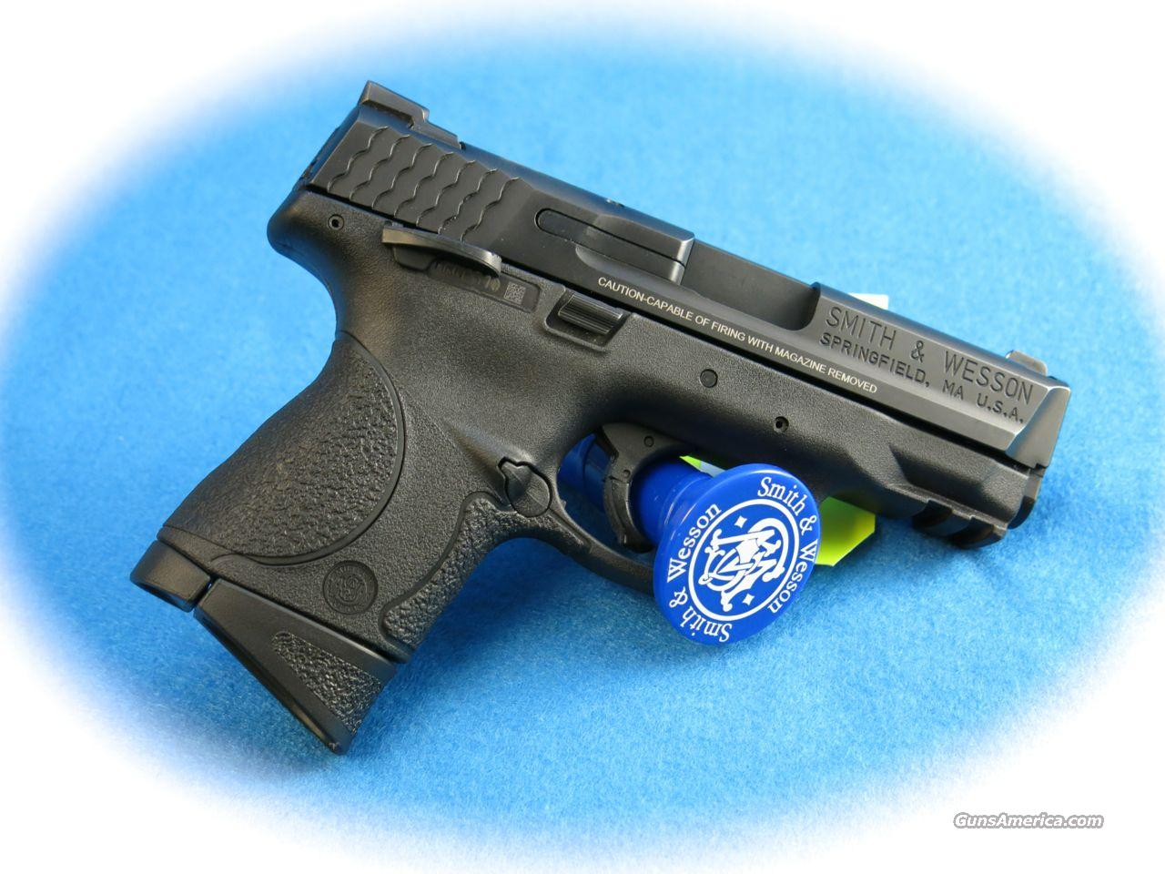 Smith & Wesson M&P40C .40 S&W Pistol **Used**  Guns > Pistols > Smith & Wesson Pistols - Autos > Polymer Frame