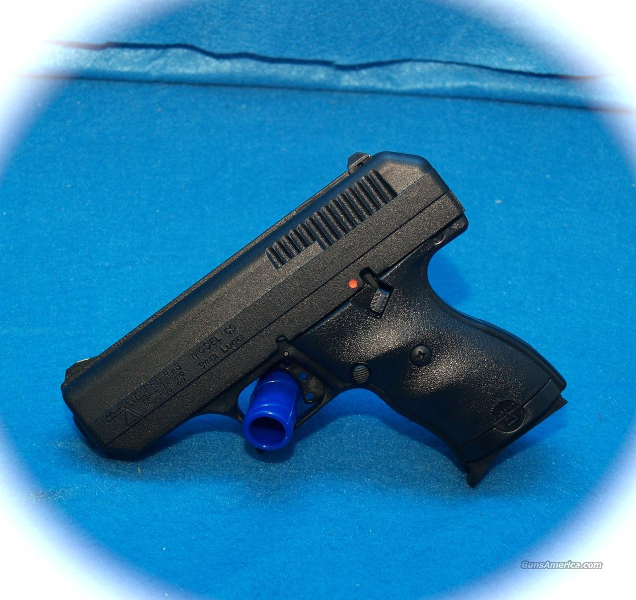 Hi Point C9 Compact 9mm Pistol  Guns > Pistols > Hi Point Pistols