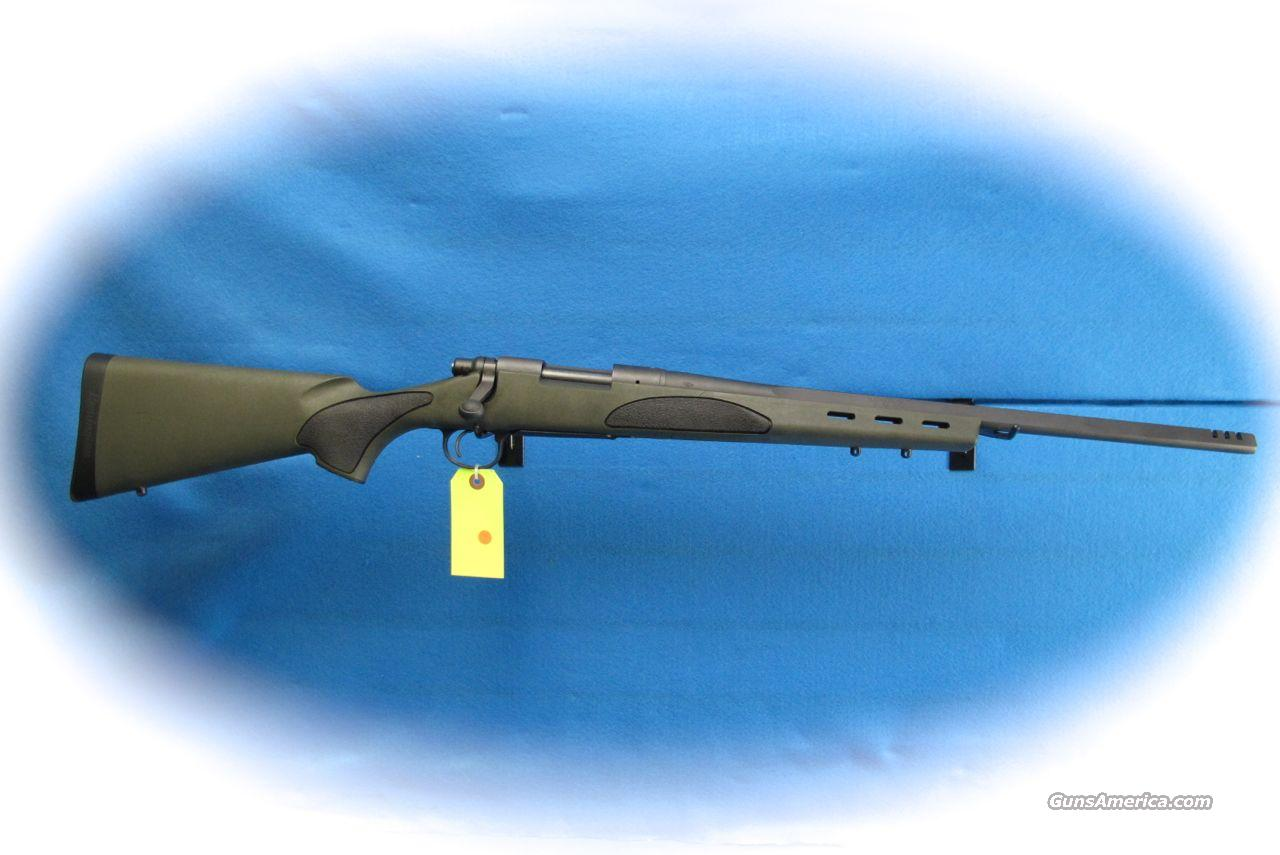 Remington Model 700 VTR ..308 Win Cal Tactical Rifle **Used**  Guns > Rifles > Remington Rifles - Modern > Model 700 > Tactical