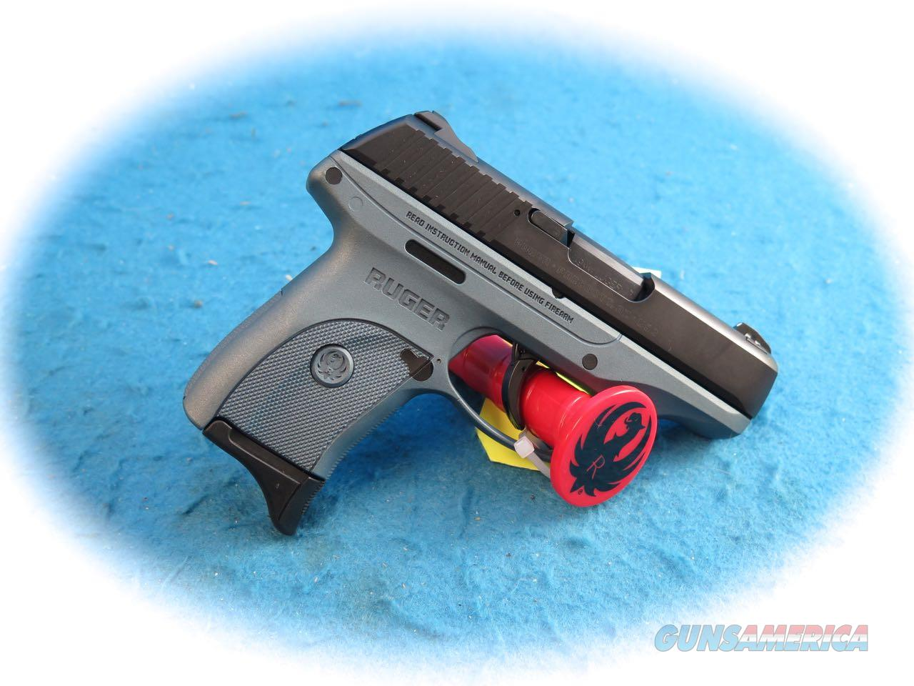 Ruger LC9S Blue Titanium Finish 9mm Semi Auto Pistol Model 3265 **New**  Guns > Pistols > Ruger Semi-Auto Pistols > LC9