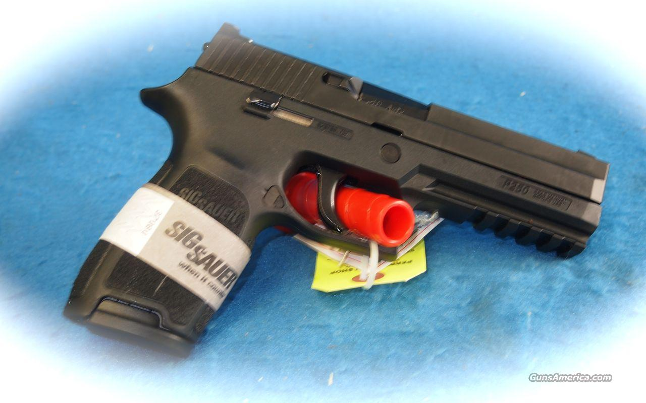Sig Sauer P250 Full Size 45 ACP PIstol **New**  Guns > Pistols > Sig - Sauer/Sigarms Pistols > P250