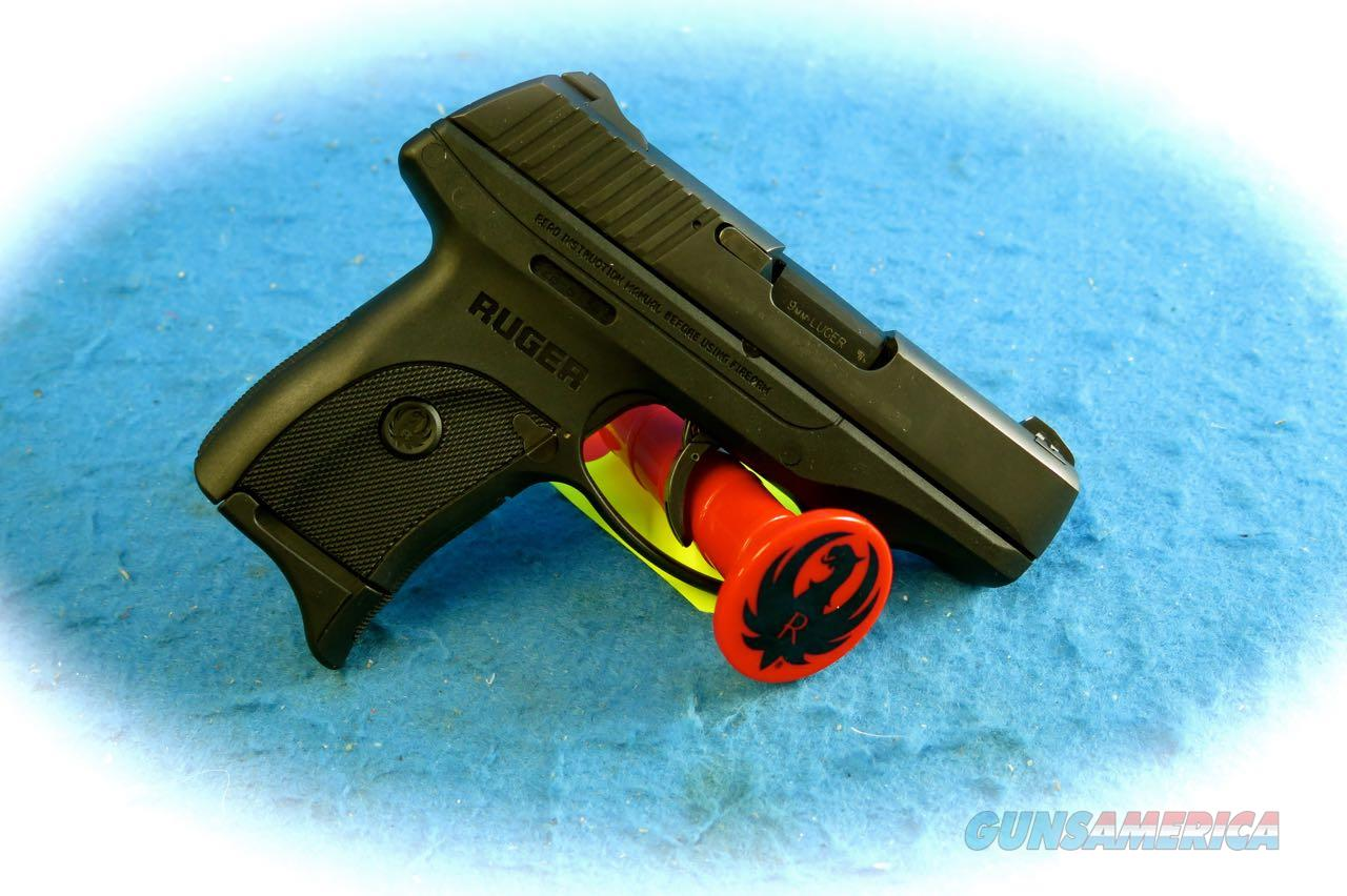 Ruger LC9S 9mm Pistol W/Thumb Safety **Used**  Guns > Pistols > Ruger Semi-Auto Pistols > LC9