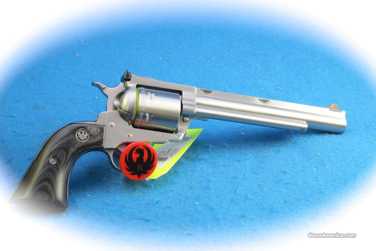 Ruger Super BlackHawk Hunter SS .44 Mag Revolver **New**  Guns > Pistols > Ruger Single Action Revolvers > Blackhawk Type