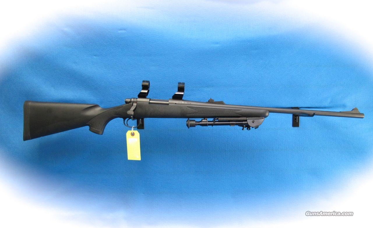 Remington 700 Bolt Action Rifle 22-250 Cal. W/BiPod **Used**  Guns > Rifles > Remington Rifles - Modern > Model 700 > Sporting