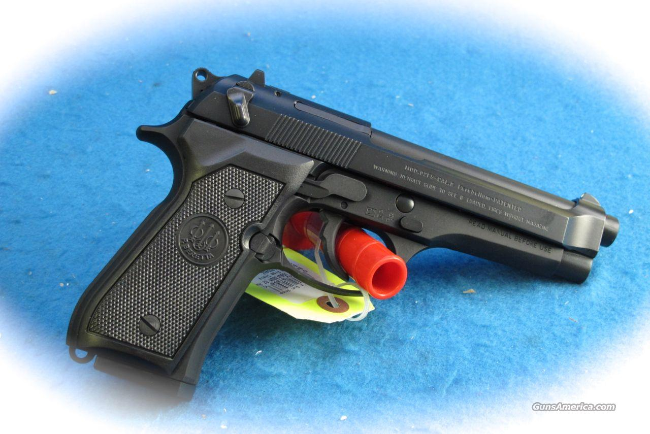 Beretta Model 92FS 9mm Semi Auto Pistol (Italy) **New** ON SALE  Guns > Pistols > Beretta Pistols > Model 92 Series