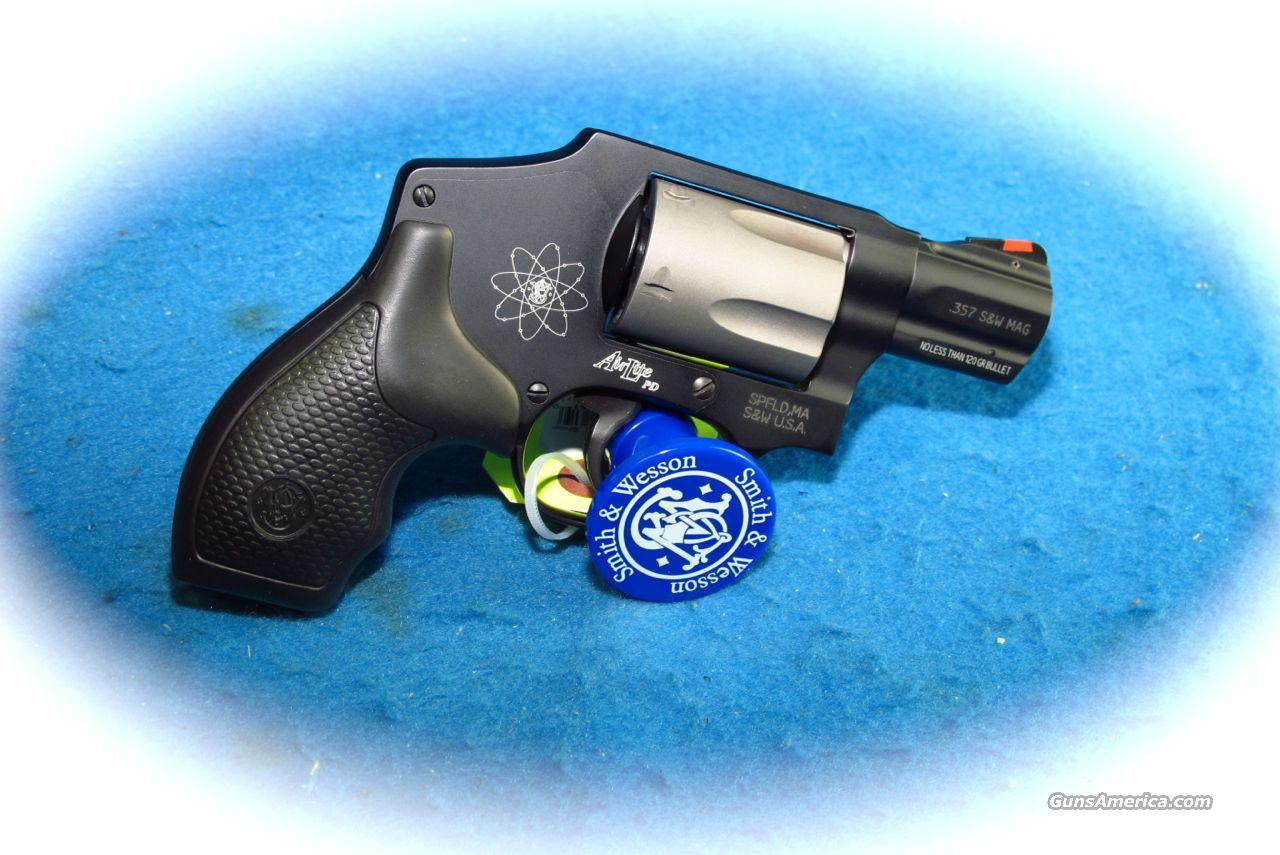 Smith & Wesson 340PD .357 Mag Airweight Revolver **New**  Guns > Pistols > Smith & Wesson Revolvers > Pocket Pistols