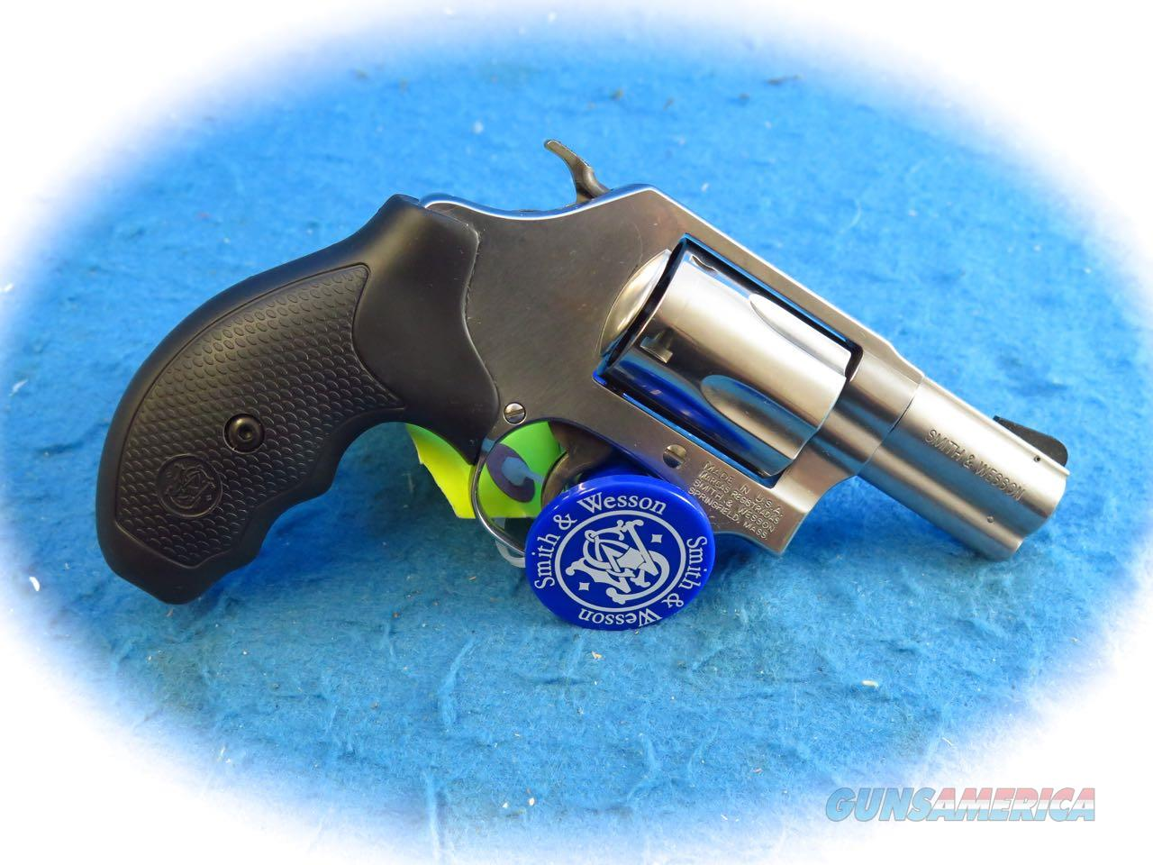 Smith & Wesson Model 60-14 .357 Mag SS Revolver SKU 162420 **New**  Guns > Pistols > Smith & Wesson Revolvers > Small Frame ( J )