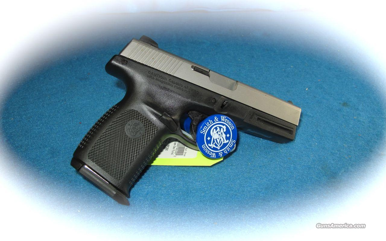 Smith & Wesson Sigma SW9VE 9mm Pistol **USED**  Guns > Pistols > Smith & Wesson Pistols - Autos > Polymer Frame