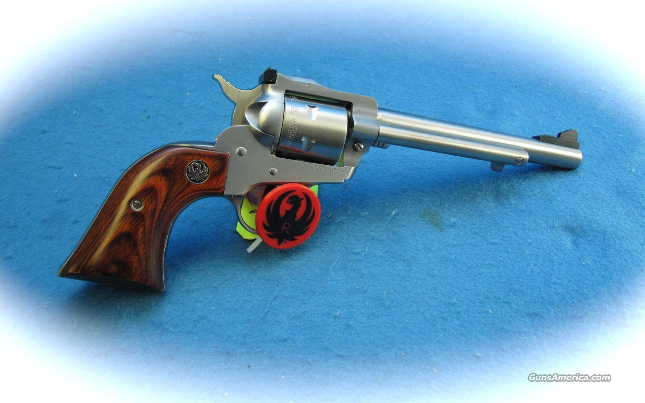 Ruger New Model Single Six Convertible Stainless Steel 22/22Mag Revolver **NEW**  Guns > Pistols > Ruger Single Action Revolvers > Single Six Type